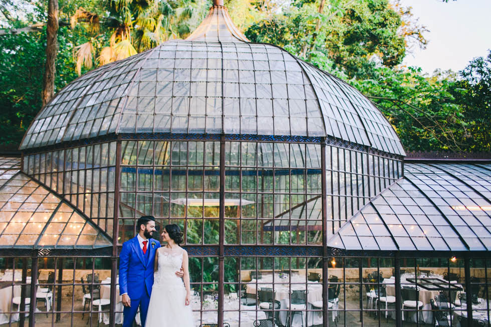 greenhouse wedding Malaga
