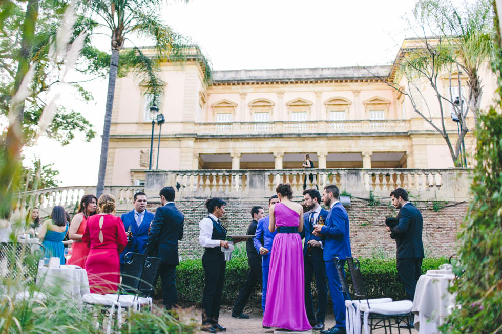 wedding at Hacienda Nadales