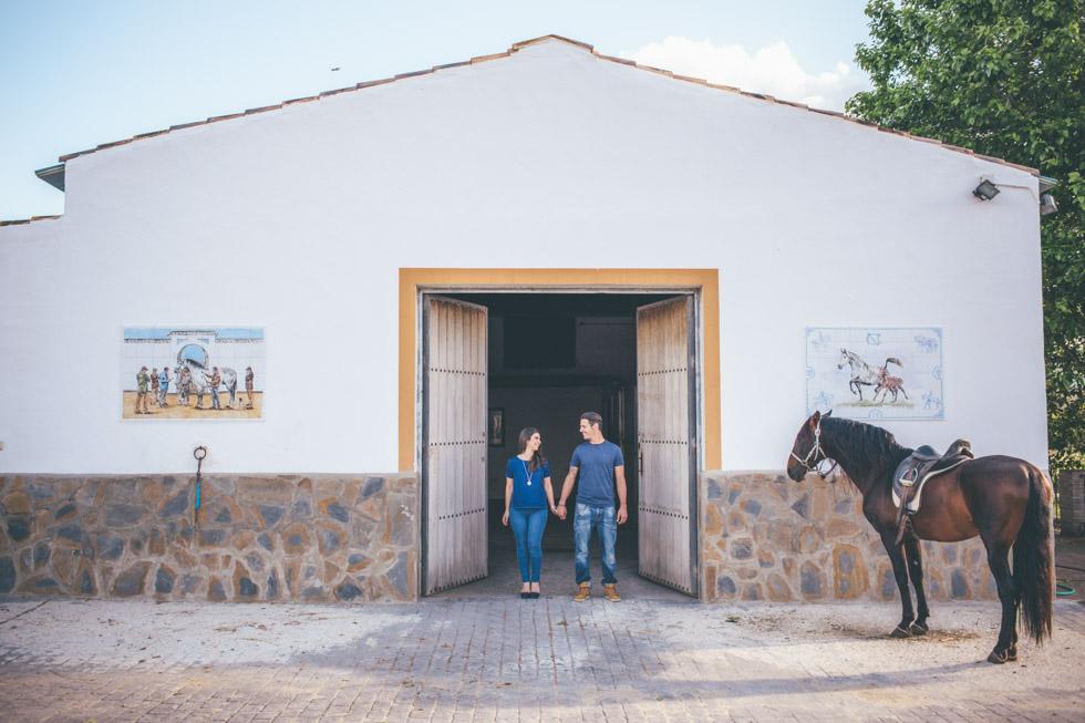 fotografo de boda en Jimena