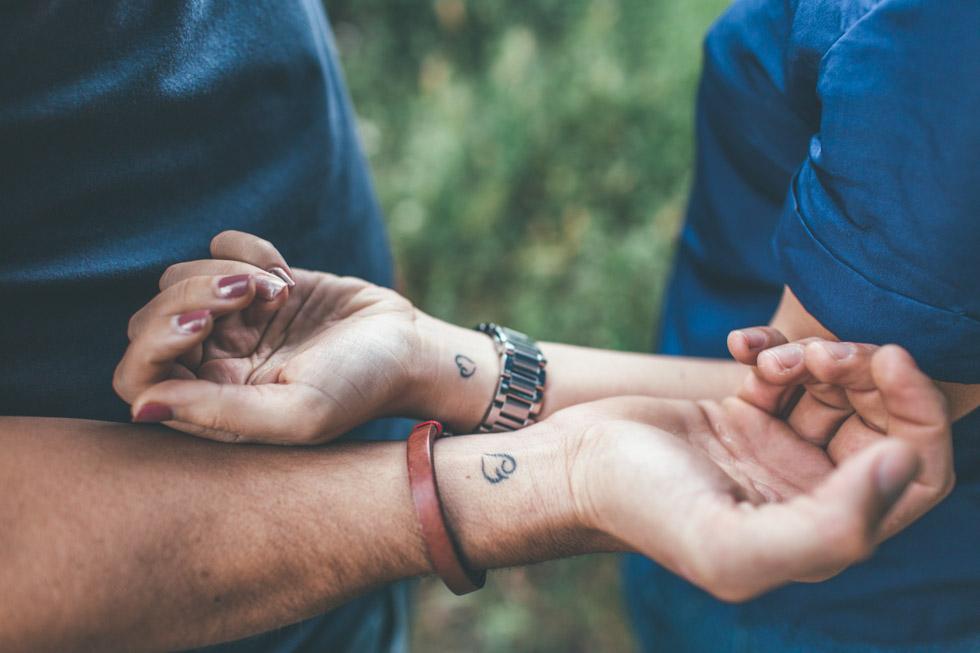 tatuaje boda