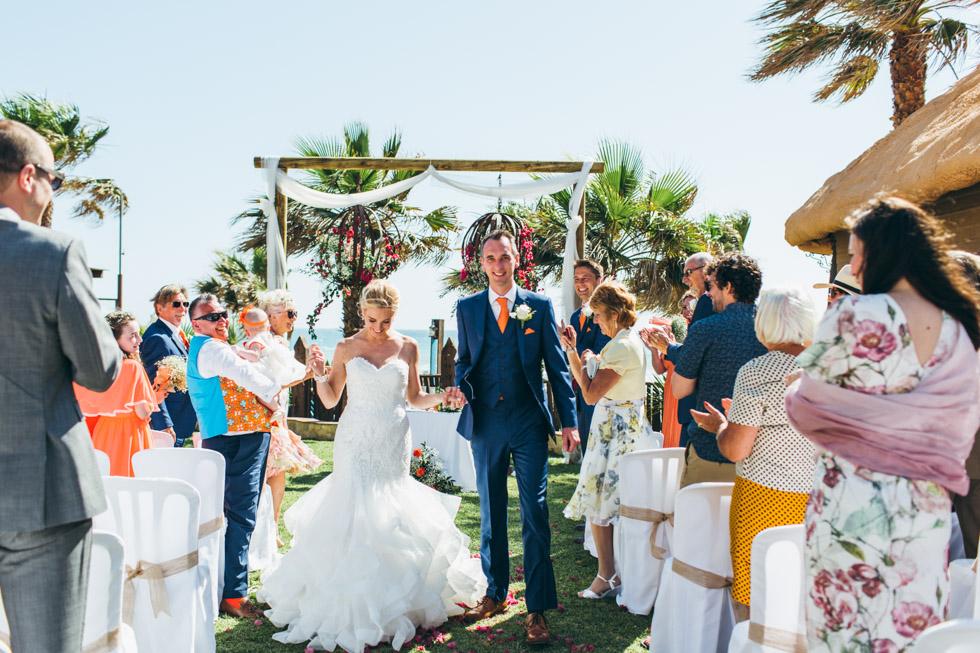 fotos de boda en sajorami beach