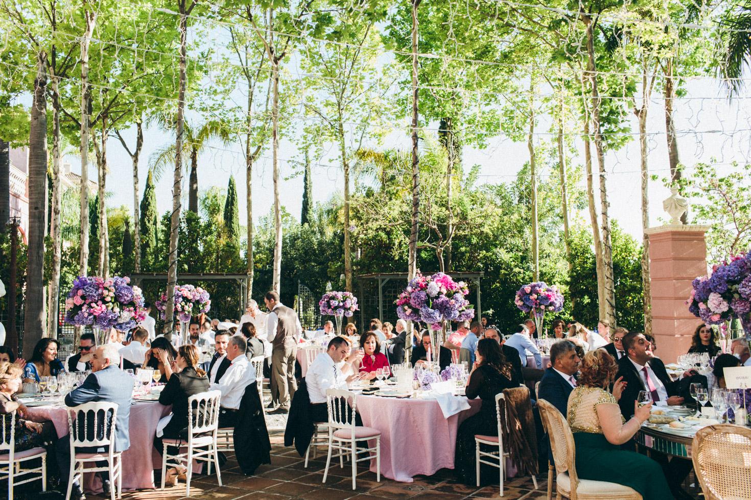 boda Hotel Villa Padierna Palace-106