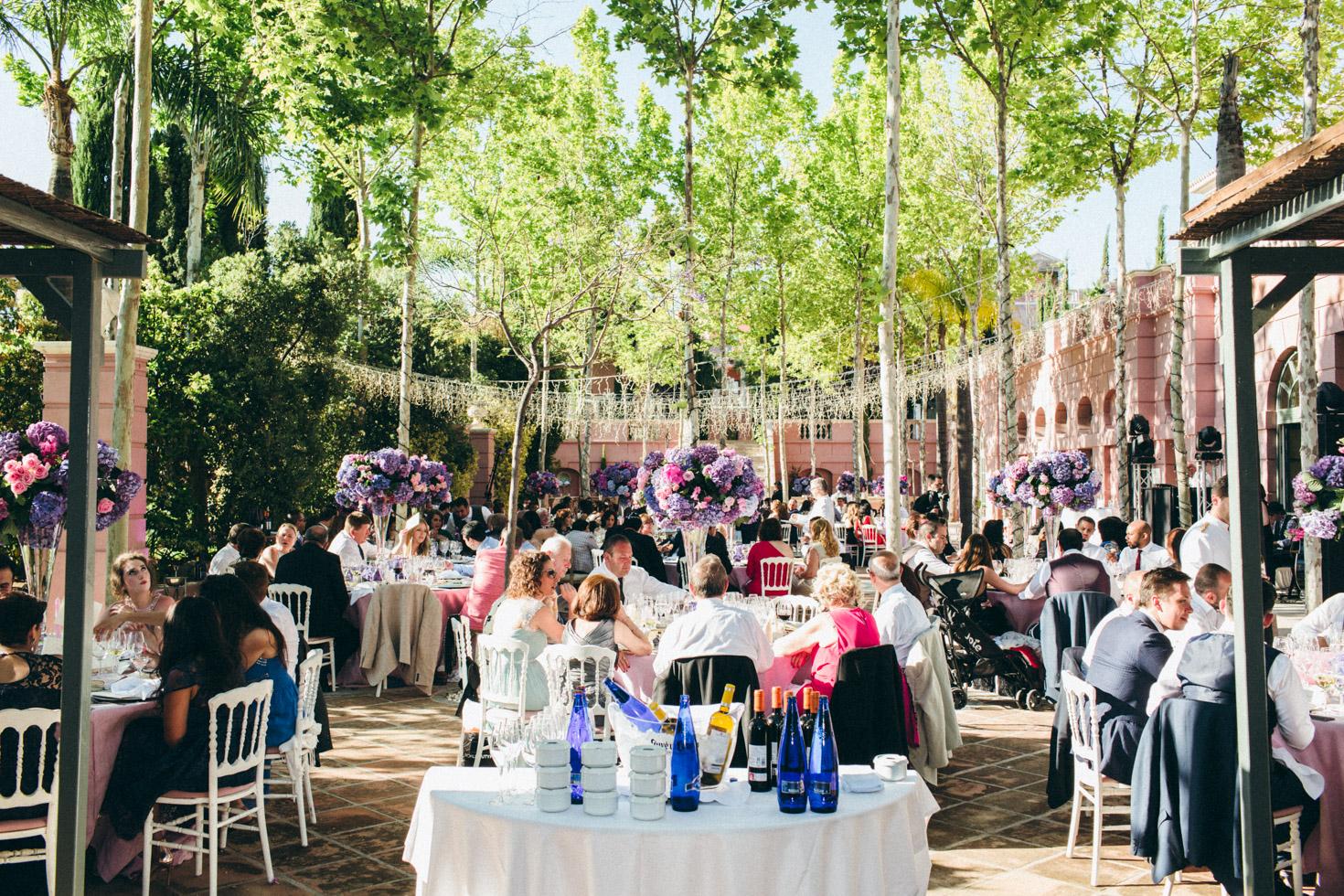 boda Hotel Villa Padierna Palace-108