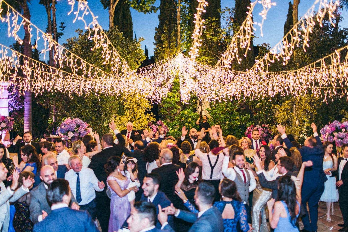boda Hotel Villa Padierna Palace-138