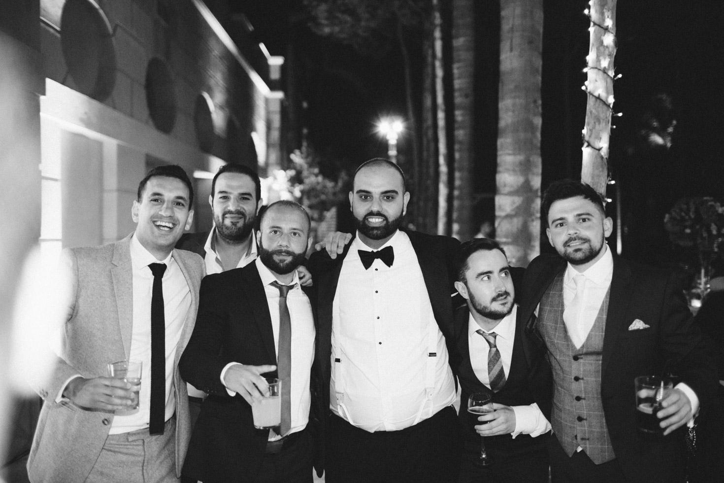 boda Hotel Villa Padierna Palace-149