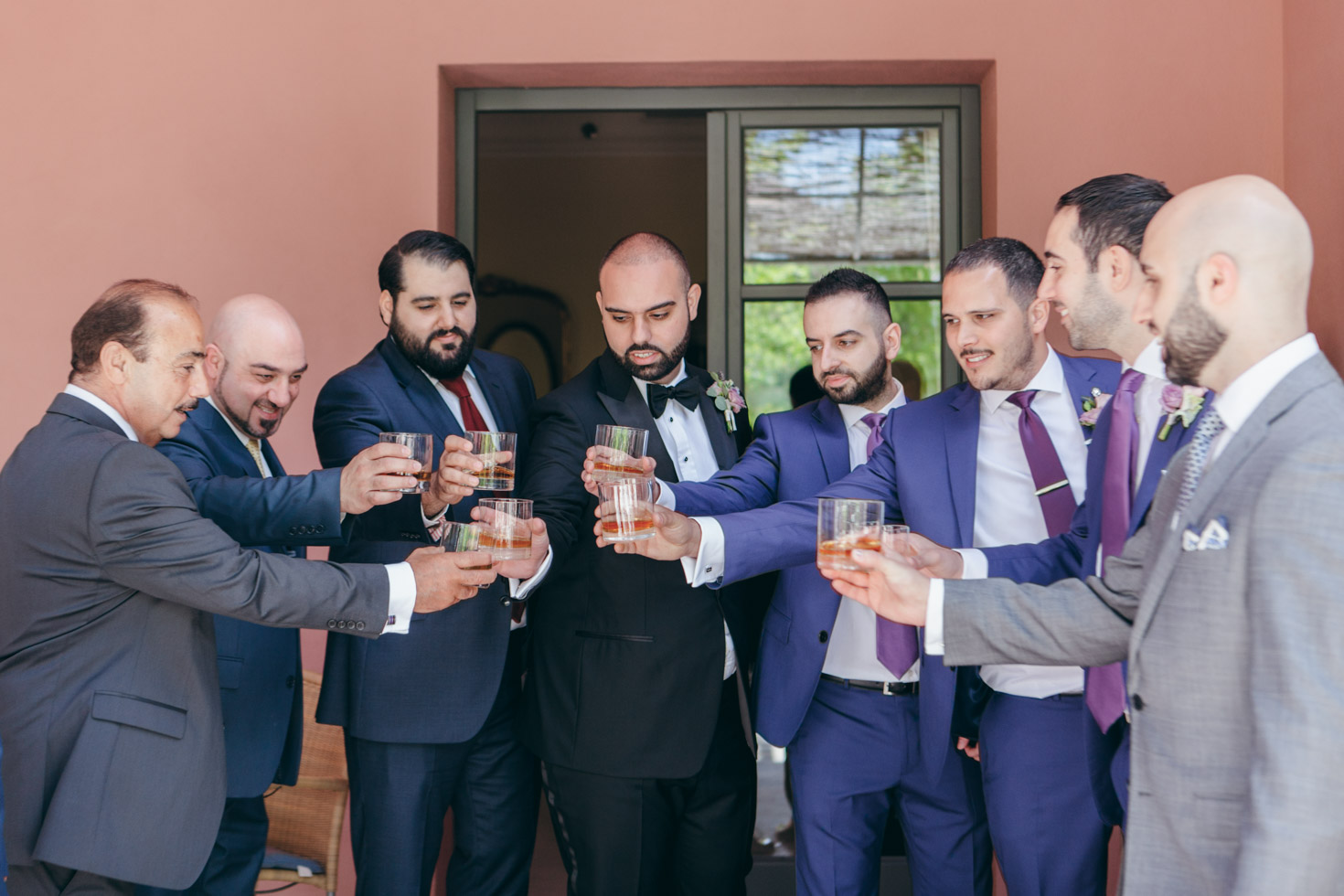 boda Hotel Villa Padierna Palace-19