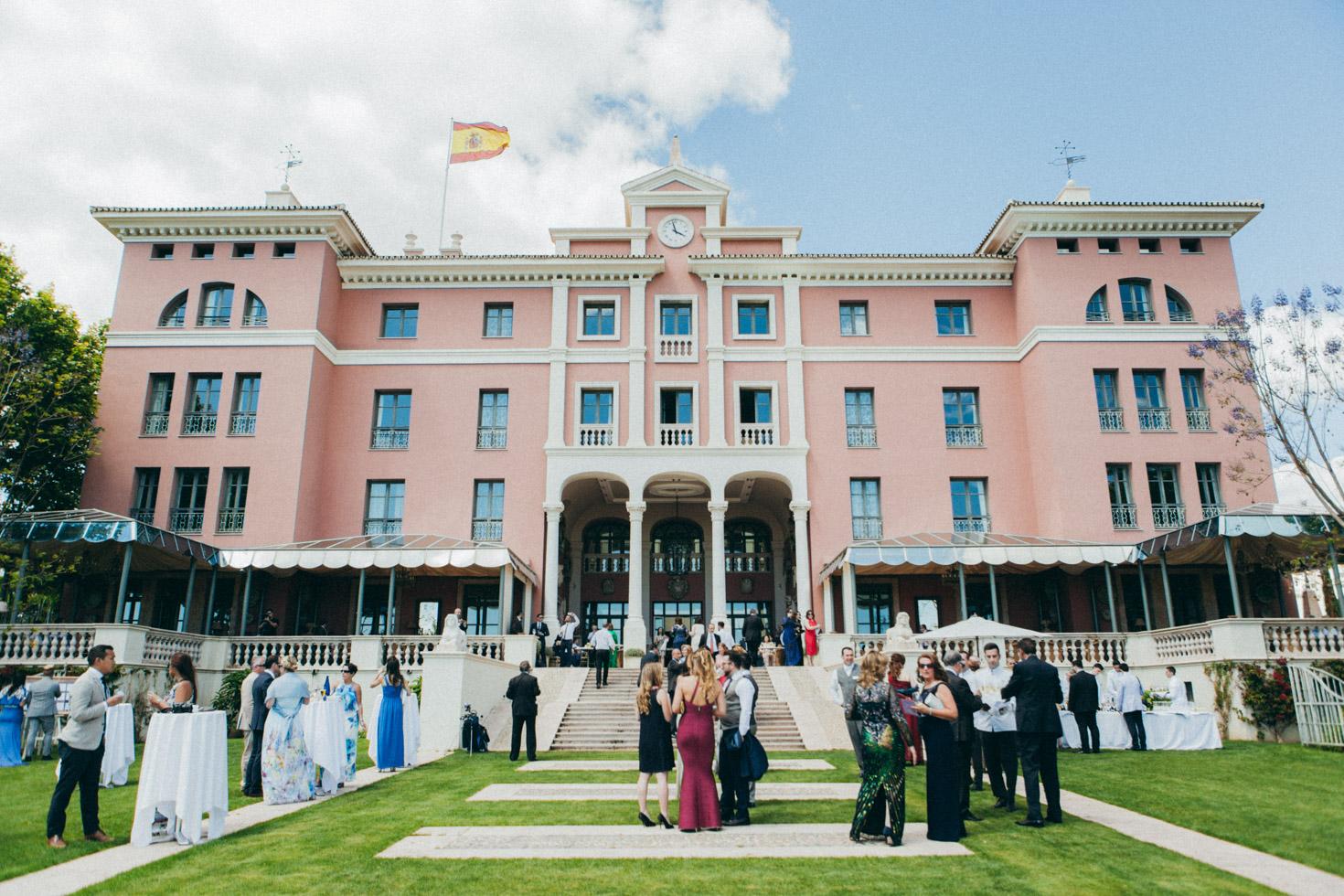 boda Hotel Villa Padierna Palace-47