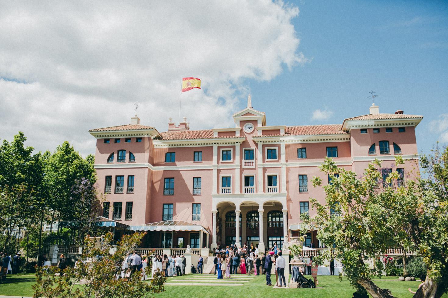 boda Hotel Villa Padierna Palace-52