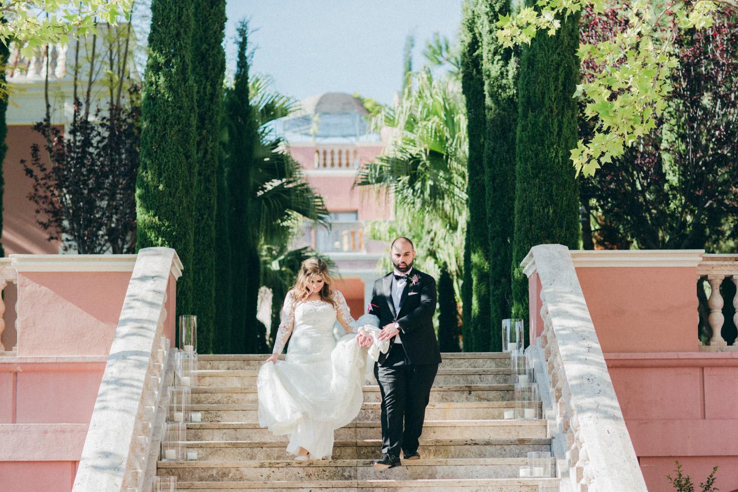 boda Hotel Villa Padierna Palace-73