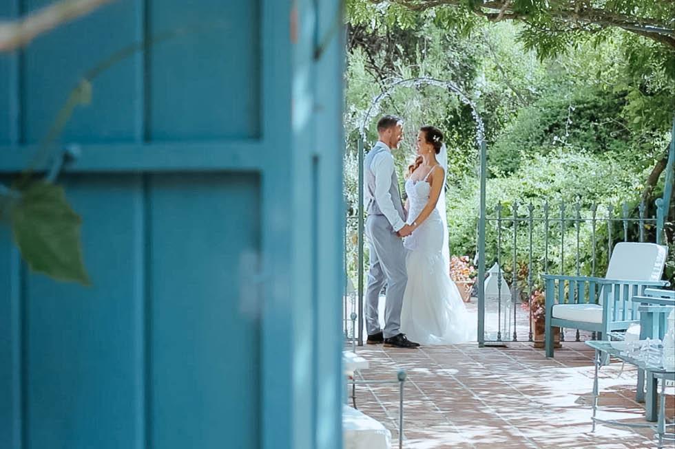 wedding at Casa del Rio Marbella