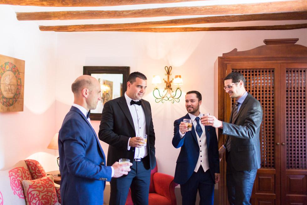 fotos boda hotel Convento Magdalena-13