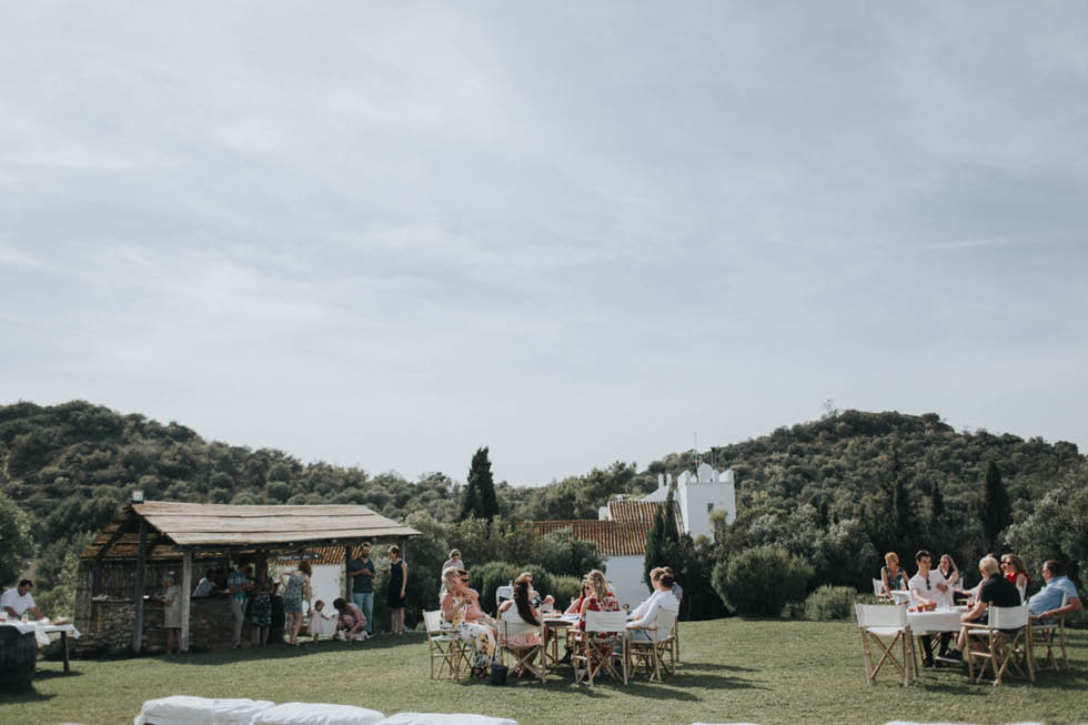wedding cortijo barranco 66