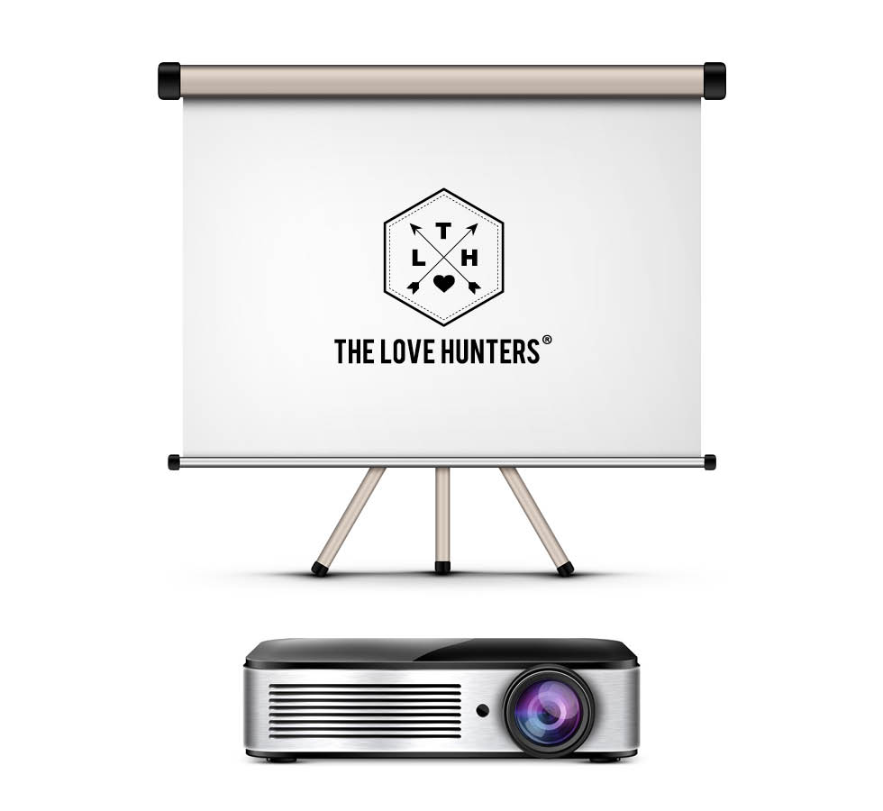 video proyector for rent