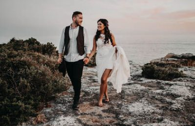 elopement in algarve portugal