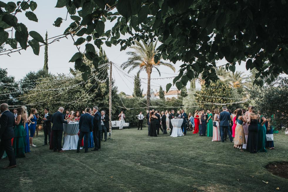 wedding monasterio san martin