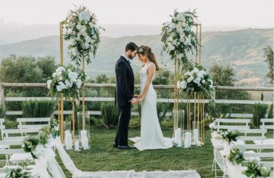 la organic wedding ronda