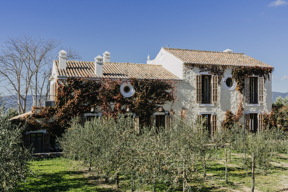 LA Organic wedding Ronda Andalusia Spain